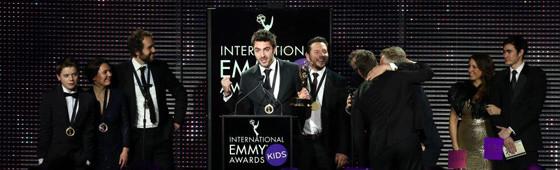 Emmy for Alles Mag!